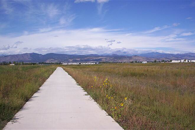 St. Vrain Greenway Open Space