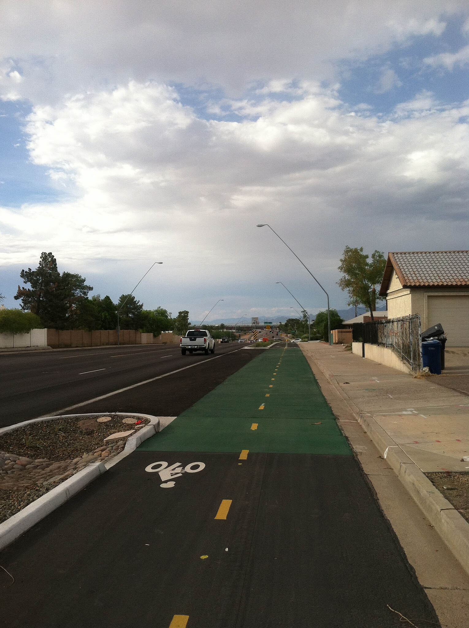 Stadium Connector Shared Use Pathway Stadium Connector Shared Use Pathway Photo by:City of Mesa