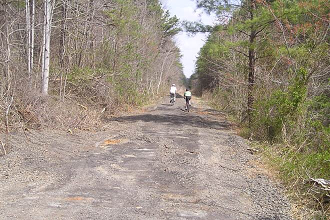 Staunton River Battlefield Rail-Trail