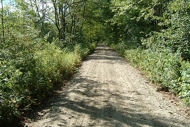 Sugar River Trail Sugar River Trail Example of heavy loose sand
