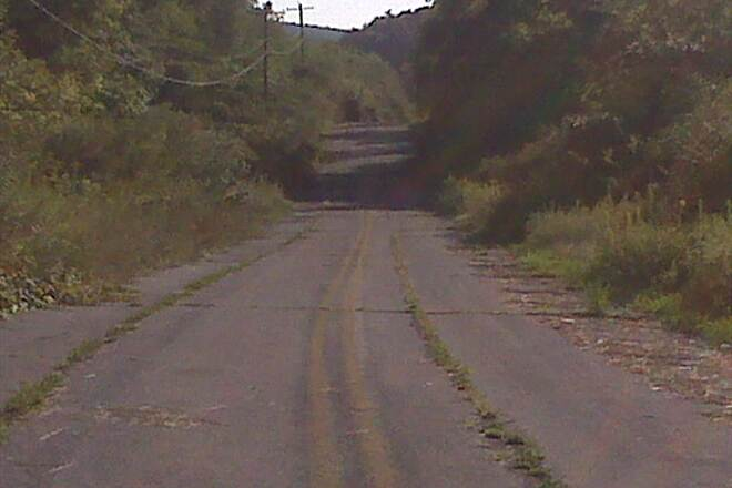 Swatara Rail-Trail Park Road? This is a road that runs with the actual bike trail. It is in great shape