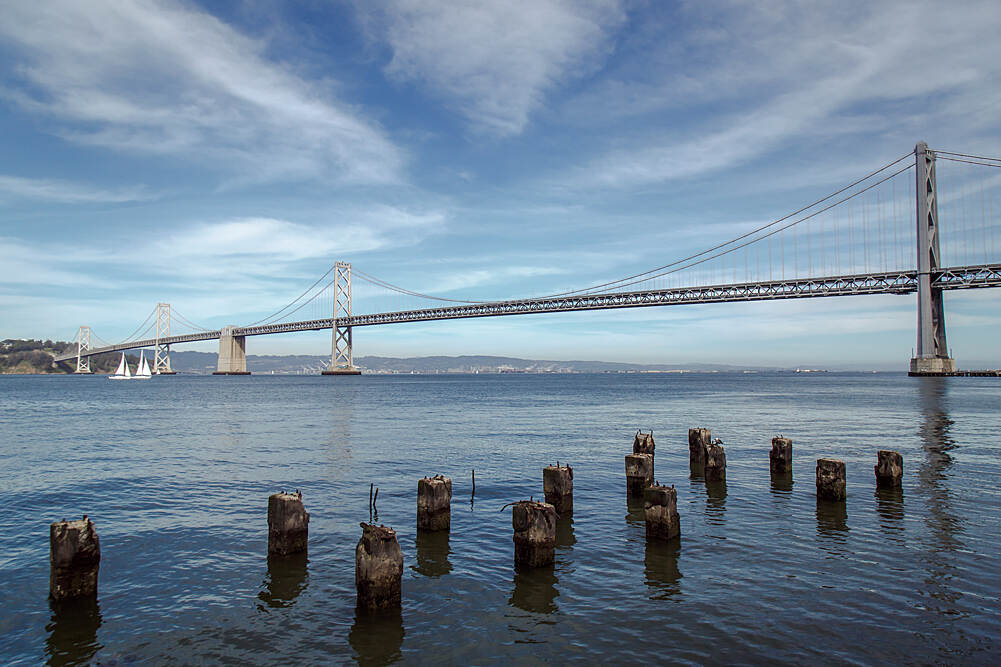 The San Francisco-Oakland Bay Bridge