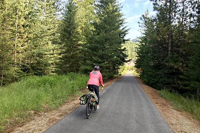 Trail of the Coeur d'Alenes | Idaho Trails | TrailLink
