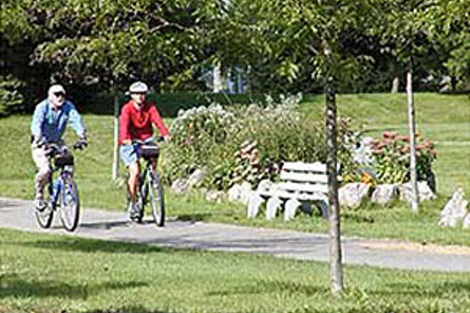 Traverse Area Recreation and Transportation Trail (TART) Take the TART Trail for a ride through the park