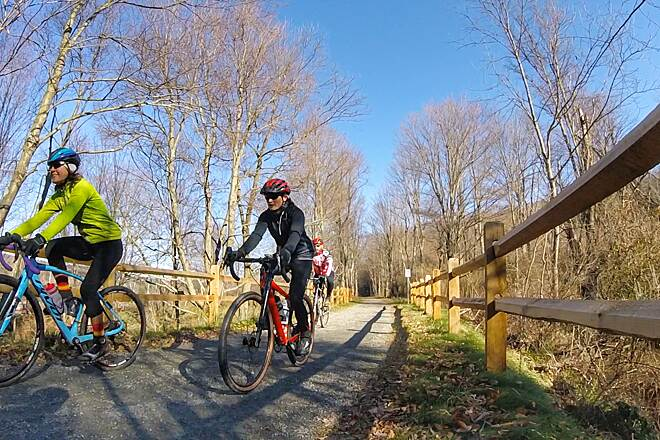 Trolley Trail (PA) Trolley Trail (PA) Cindy Copley