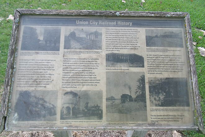 Union City Gateway Trail Union City Railroad History A nice summary of the history of railroading in Union City