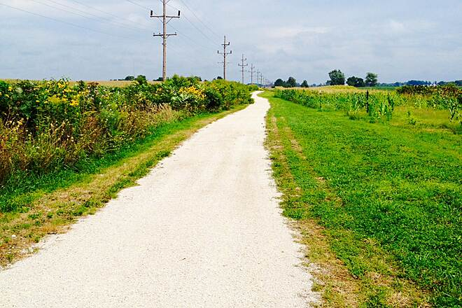 Vandalia Trail Vandalia East from Greencastle to Coatesville