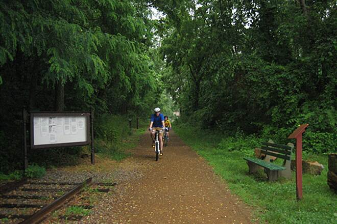 Vernon Rails-to-Trails (Hop River State Park Rockville Spur)