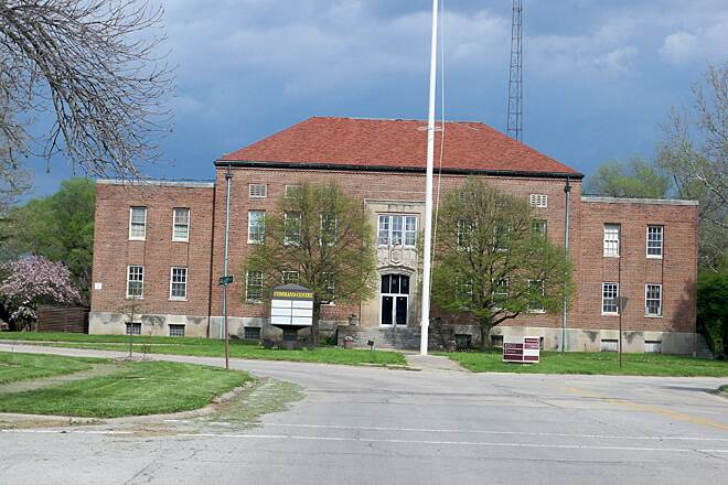 Village of Rantoul Trail Former AFB Command Centre