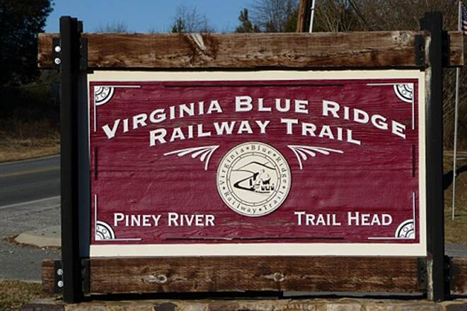 Virginia Blue Ridge Railway Trail