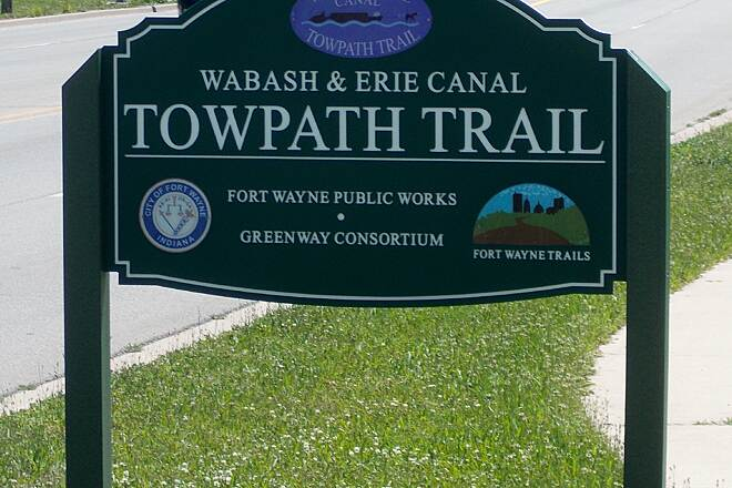 Wabash & Erie Canal Towpath Trail Wabash & Erie Towpath Trail