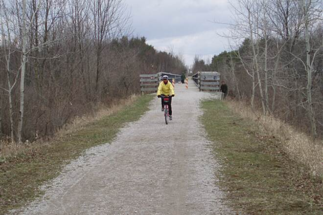 Wadhams to Avoca Trail
