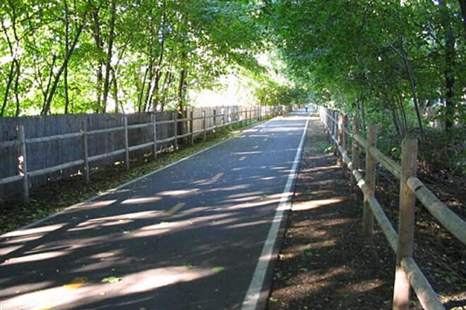 Washington Secondary Bike Path