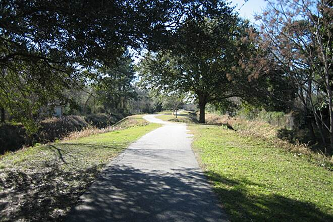 West Ashley Bikeway