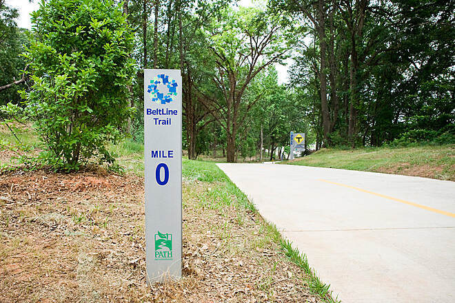 West End Trail (Atlanta BeltLine) West End Trail