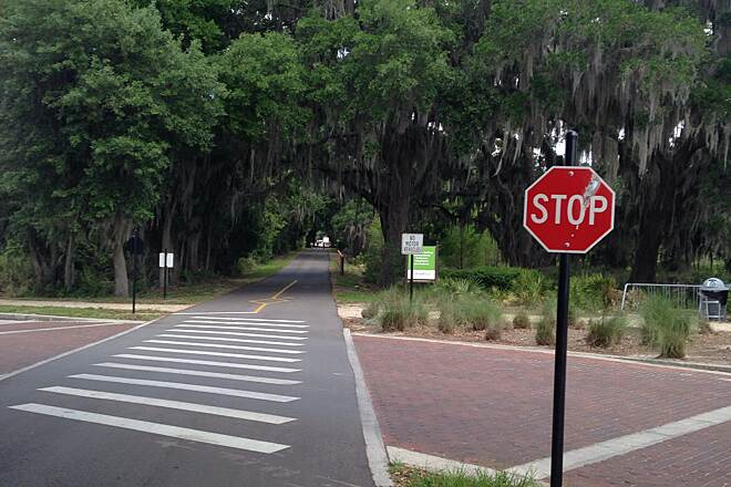 West Orange Trail View Photo courtesy of traillink user cassandra.sweet