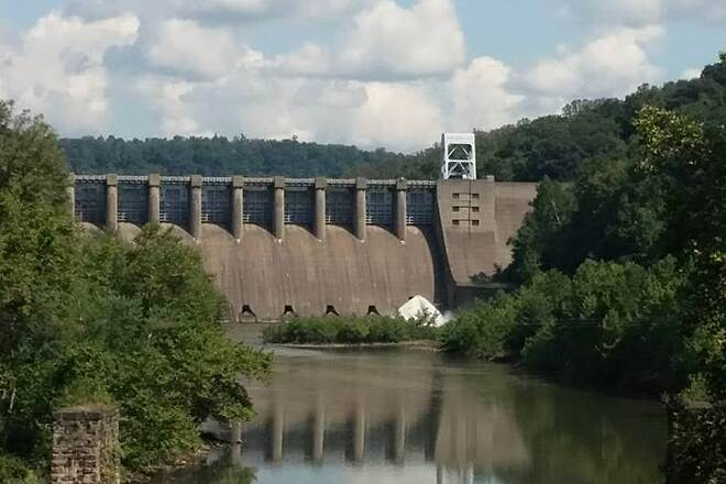 West Penn Trail Conemaugh Dam