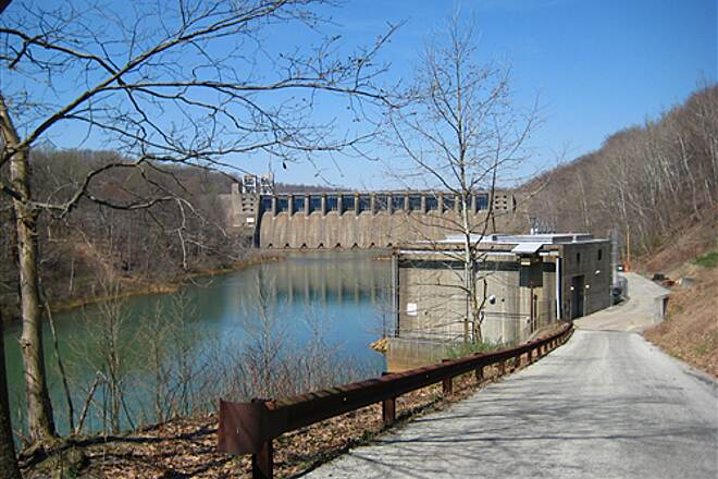 West Penn Trail April 20, 2008 The Conemaugh Dam
