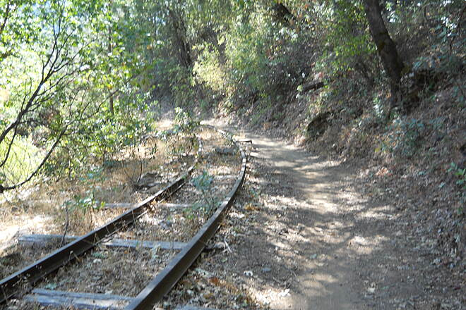 West Side Rails (Tuolumne City to North Fork/ Tuolumne River) West Side Rails