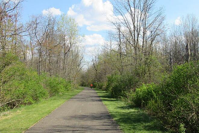 Western Reserve Greenway Trail Pic Trail Pic- April 2015