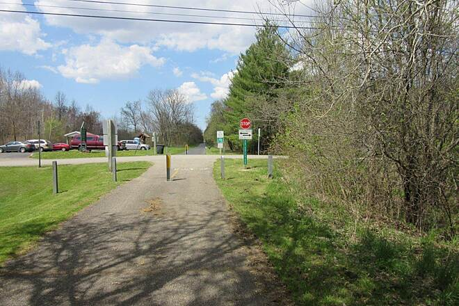 Western Reserve Greenway Hyde Oakfield Road Hyde Oakfield Road-April 2015