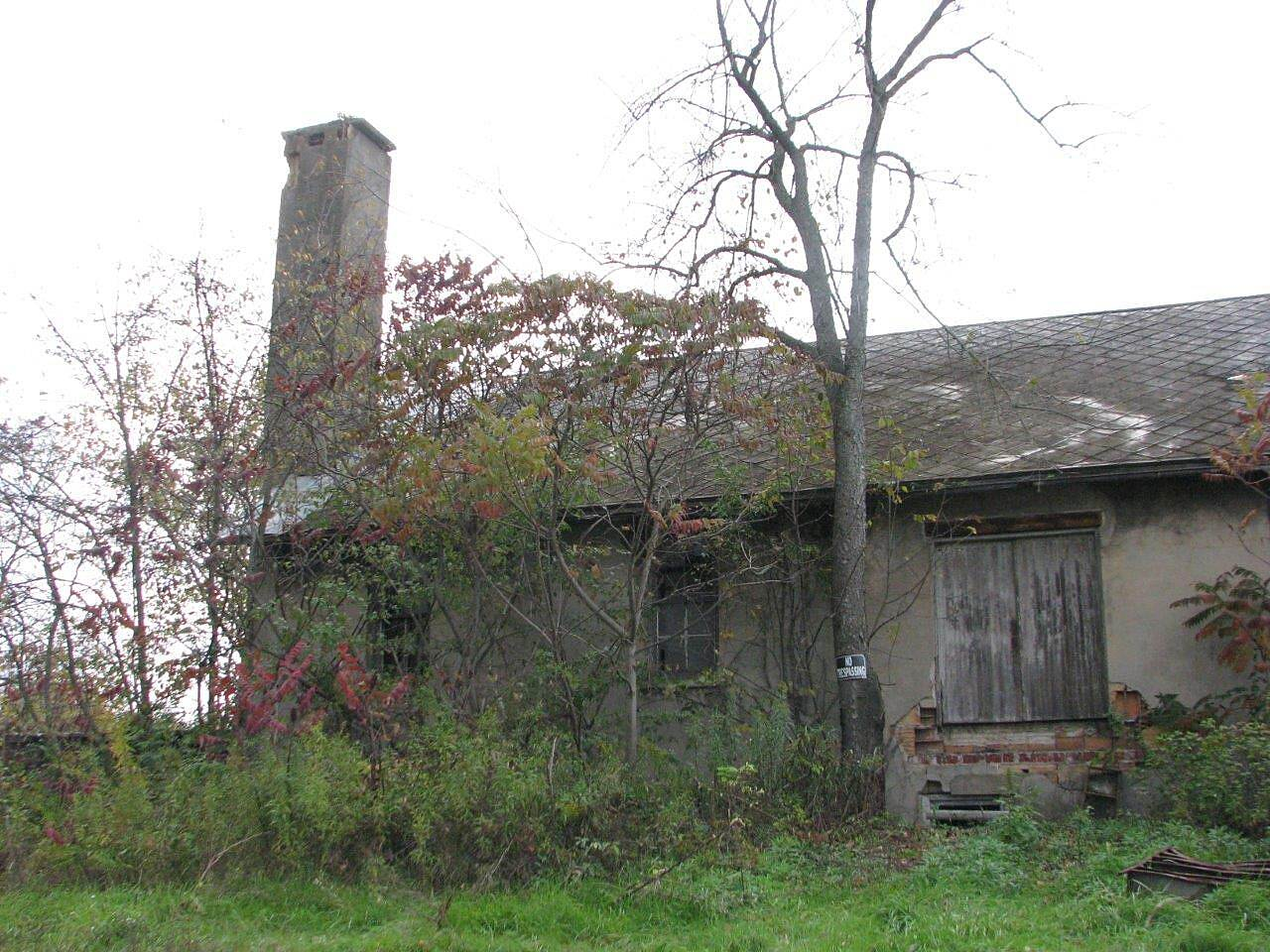 Western Reserve Greenway Old Building Old barn or building