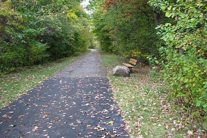 Western Reserve Greenway County line Trumbell and Ashtabula County line