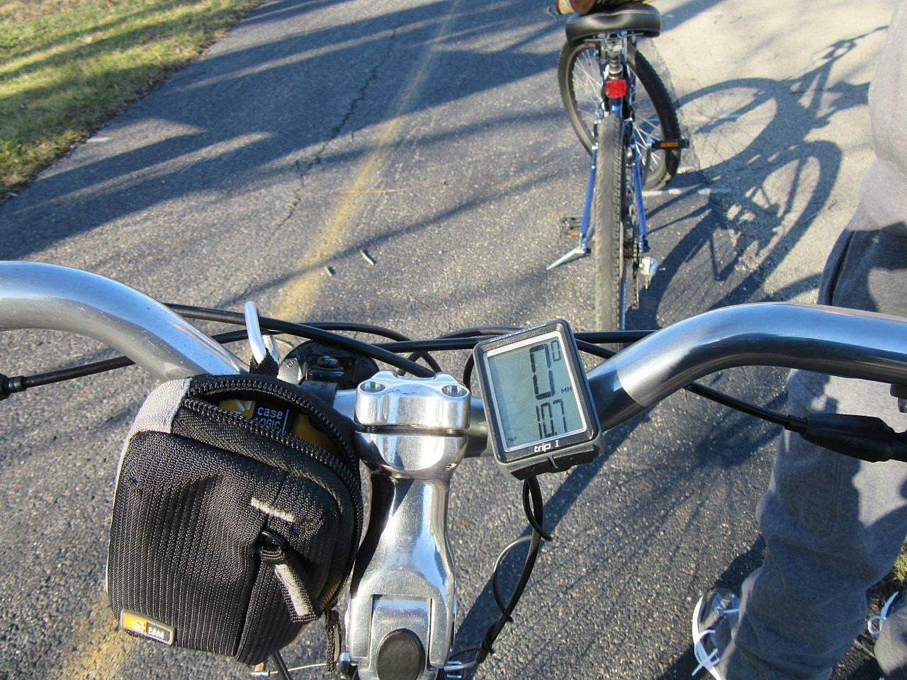 Western Reserve Greenway Mileage check how many miles it is from Sunnyside Parking lot in Champion to North Bloomfield.
