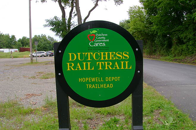 William R  Steinhaus Dutchess Rail Trail | New York Trails
