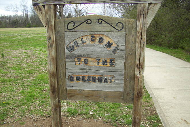 Wolftever Creek Greenway Wolftever Creek Greenway Welcome to the Greenway! Collegedale,Tn.