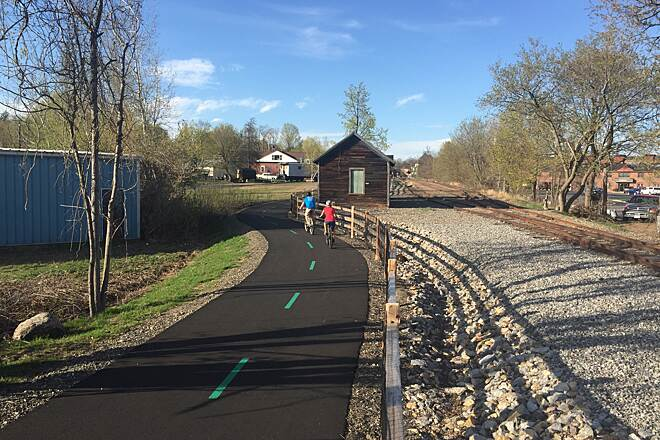 WOW Trail phase 2 just finished!