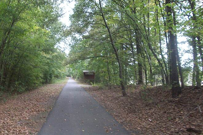 York Bicycle Trail York Bicycle Trail  Access at the Recreation Complex located off of 4th Street.